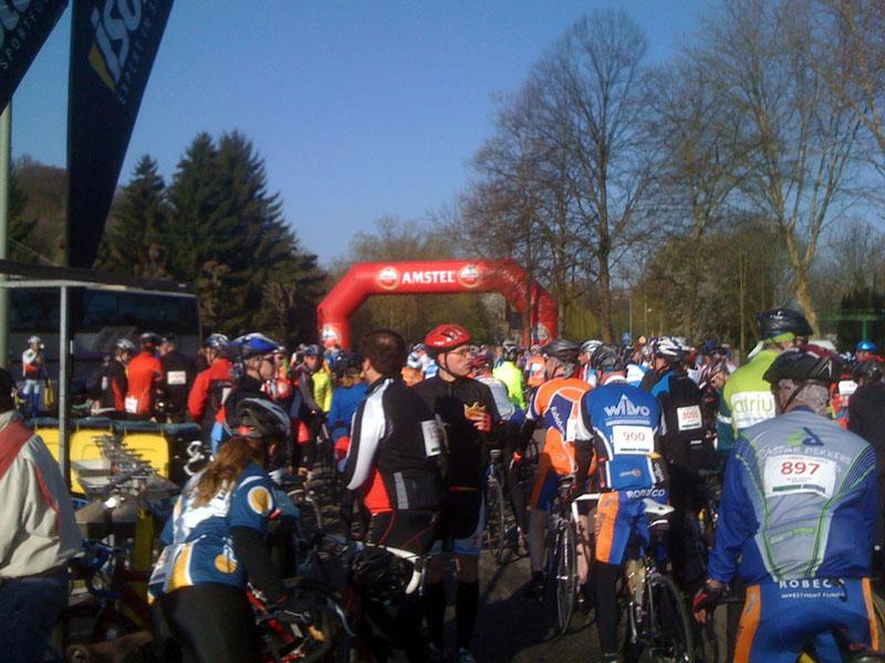 Amstel Gold 2010; 100km