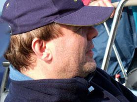 Vest Schuttevaer team - Bemanningslid Tinus
