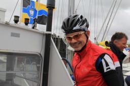Gerrit klaar voor de 69 km