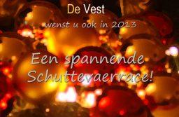 Prettige Kerstdagen en een Gelukkig 2013