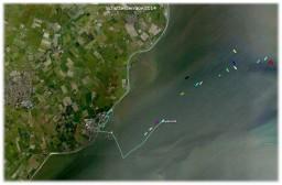 Afvaart Texel